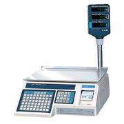Весы электронные торговые с печатью этикеток CAS LP-15R (v1.6) TCP-IP