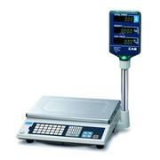 Весы электронные торговые со стойкой CAS AP-6EX