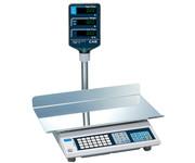 Весы электронные торговые со стойкой CAS AP-30M BT