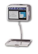Весы электронные торговые с печатью этикеток CAS CL5000J-15IH TCP-IP