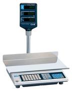 Весы электронные торговые со стойкой CAS AP-15M