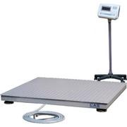 Весы платформенные CAS 2HFS1012