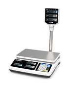 Весы электронные торговые со стойкой CAS PR-15P