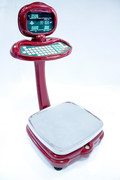 Весы электронные торговые со стойкой Твес ВР 4149-15