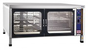 Расстоечный шкаф Abat ШРТ-4ЭШ с крышкой