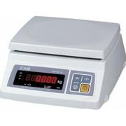 Весы электронные фасовочные CAS SWII-30