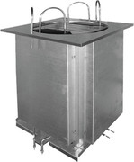 Модуль для подогрева тарелок ATESY Регата