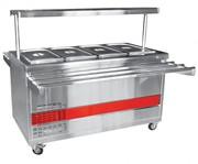 Прилавок для холодных закусок Abat ПВВ(Н)-70ПМ-01-НШ