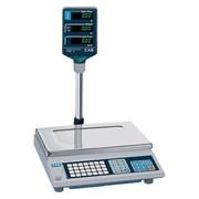 Весы электронные торговые со стойкой CAS AP-30EX