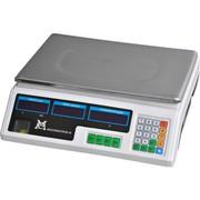 Весы электронные торговые без стойки Мехэлектрон-М ВР 4900-15-2/5АБ-06