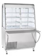 Прилавок для холодных закусок Abat ПВВ(Н)-70Т-С-НШ