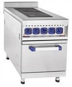 Плита электрическая 900 серии Abat ЭП-2ЖШ