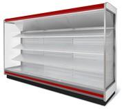 Холодильная горка Марихолодмаш Варшава 210/94 ВХСп-3,75 фруктовая