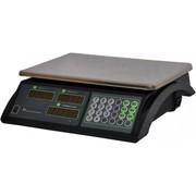 Весы электронные торговые без стойки Мехэлектрон-М ВР 4900-15-2/5АБ-10