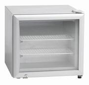Морозильный шкаф TEFCOLD UF50G с подогревом двери