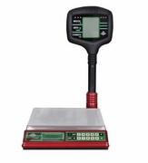 Весы электронные торговые со стойкой Твес ВР-4149-13БР