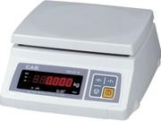Весы электронные фасовочные CAS SWII-2 (DD)