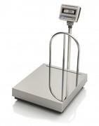 Весы напольные CAS DBII-300 600x700