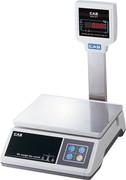 Весы электронные фасовочные CAS SWII-10P