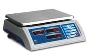 Весы электронные торговые без стойки Невские весы ВСП-15.2-4Т (ТК) Люкс 2014