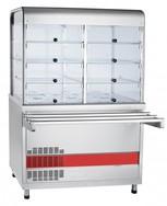 Прилавок для холодных закусок Abat ПВВ(Н)-70КМ-С-02-НШ