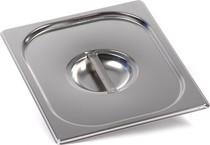 Крышка InoxMacel из нержавеющей стали C 12 для GN 1/2