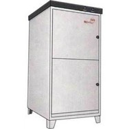 Расстоечный шкаф Восход ШРЭ-2.1 с металл. дверцами