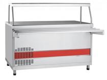 Прилавок для холодных закусок Abat ПВВ(Н)-70КМ-01-НШ