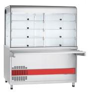 Прилавок для холодных закусок Abat ПВВ(Н)-70КМ-С-01-НШ