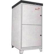 Расстоечный шкаф Восход ШРЭ-2.1 с металл. дверцами, в обрешетке