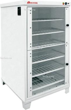 Расстоечный шкаф Восход ШРЭ-2.1 со стекл. дверцами