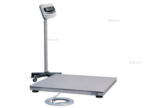 Весы платформенные CAS 5HFS1518