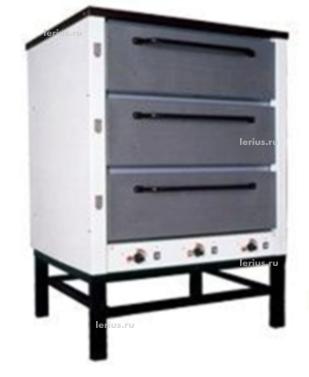 Печь хлебопекарная Восход ХПЭ-500 нерж (полиэтилен.)