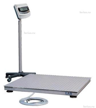 Весы платформенные CAS 2HFS1215